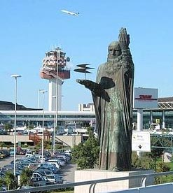 Louer une voiture � l'a�roport Fiumicino