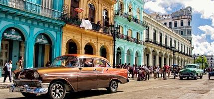 Location de voiture cuba